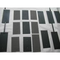 Cheap Titanium anodes for Food industry sterilizing for sale