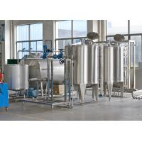 Cheap SUS 304 Pure Water Treatment Equipments For Drinking Mineral Water Production for sale