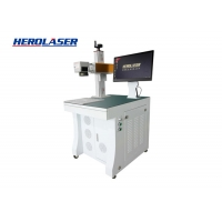 Cheap Powerful RECI Galvo CO2 Laser Marking Machine For Non Metal Marking for sale