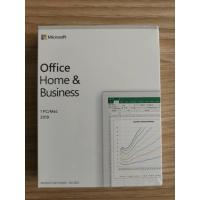Cheap Key Card Microsoft Office Home And Business 2019 Word Access Valid For Lifetime for sale
