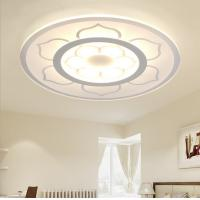 Cheap Modern Stylish ultra-thin round Led ceilling light in 5 size for you choose for sale