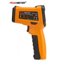 Cheap Digital Infrared Probe Thermometer , LCD Display Handheld Infrared Temp Gun for sale
