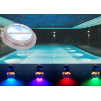 Cheap Full Color Surface Mount Underwater Led Lights For Boat , High Power for sale