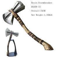 Cheap resin stormbreaker 72cm dropshipping for sale