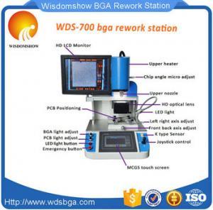 Quality WDS-700 BGA Rework Station Price In Pakistan BGA SMD Repairing Machine wholesale