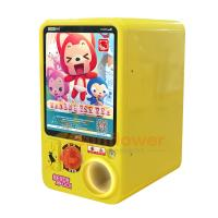 Cheap Scan to pay lucky twisted eggs capsule vending machine for sale