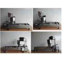 Buy cheap Stainless steel donut making machine/commercial Krapfen donut makinesi with low from wholesalers