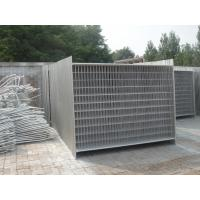 Cheap Construction temp fence panels 2100mm x 2400mm ,2100mm x 2500mm ,1800mm x 2400mm WAVERLEY HARBOUR for sale
