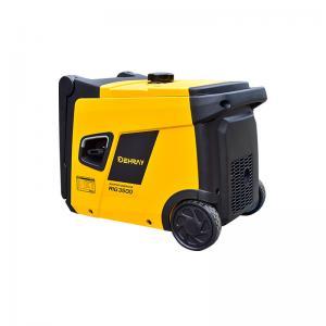 Cheap 3.5KVA 645×430×520mm 41kg Portable Gasoline Generator for sale