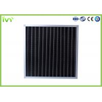 Cheap HVAC Activated Charcoal Air Filter Max Relative Humidity 80% No Peculiar Smell for sale