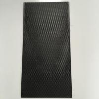 Buy cheap Black Color Plastic Foundation Sheet , HIgh Quality Plastic Material from wholesalers