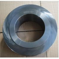 Cheap Medium Coarse Material Cemented Tungsten Carbide Roll Rings applying to Hot Rolling Mill for sale