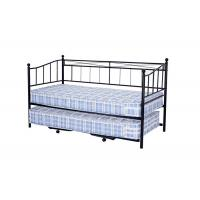 Cheap Custom Indoor 0.6mm Metal Daybed Frame With Trundle for sale