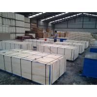 Cheap WBP Phenolic film faced shutteringd plywood for concrete wall forms , Wear and weather resistant for sale