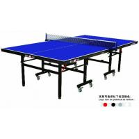 Top quality sport equipment single folding indoor mdf - Folding table tennis tables for sale ...