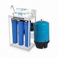 Cheap Reverse Osmosis Water Filter with 220V Input Voltage and 50Hz Frequency for sale