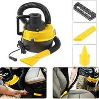 Auto Accessories Portable 90w 12V Car Vacuum Cleaner Handheld Mini Super Suction Wet And Dry Dual Use Vaccum Cleaner