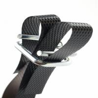 Cheap Wire Binding Buckle Strapping Seal Handbag Strap Hardware For Composite Polyester Strap for sale