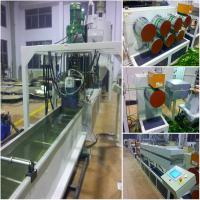 Cheap 9 - 25mm Width PP / PET Strapping Band Production Line Compact Structure for sale