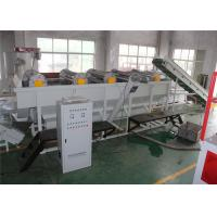 Cheap PP / PE Film Recycling Plastic Washing Line Full Automatic Stable Performance for sale