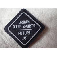 Cheap Custom 3d Logo High Frequency Patch for Garment , shoes, bag for sale