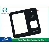China 5 Inch 4 Wire Touch Sensor Panel Resistive With Touch Sensing LCD Modules on sale