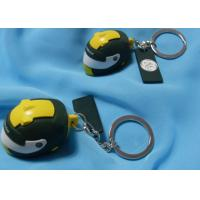 Cheap 100% Silicone Key Chain Personalized Promotional Gifts Fashionable for sale