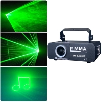 Cheap Best price green 1000mw mini outdoor animation laser light show for Disco Dancing hall and KTV Club for sale