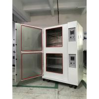 Cheap Stackable Climatic Test Chamber Glass Fiber Insulation Single Stage Compression Refrigeration for sale
