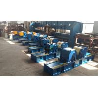 Cheap Tank Pipe Rollers Heavy Duty 100 Ton Rotary Capacity Self Centering for sale