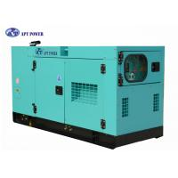 Buy cheap Low Noise 400V 10kVA Perkins Diesel Generators For Home Use, Water Cooled from wholesalers