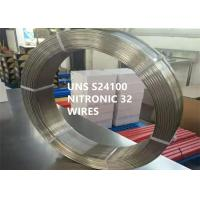 Cheap Stainless Steel UNS S24100 Special Alloys For Automotive Good Ductility Design for sale