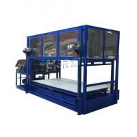 Buy cheap 5 Tons Per Day Ice Block Maker Machine Brine Water Cooling For  Industrial from wholesalers