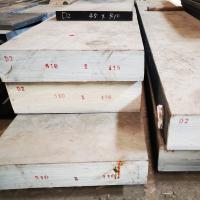 Cheap 1.2379/D2 Special Steel Flat Bar 3000-6000mm Length High Hardness for sale