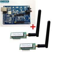 Cheap free shipping UART RS485 to zigbee module for wireless communication(2000m at sight) for sale