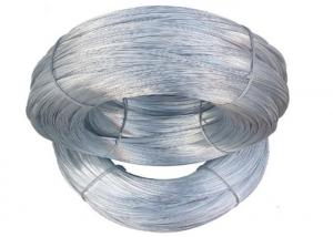 Cheap Low Carbon Steel 1.2mm Galvanized Wires For Construction Binding for sale