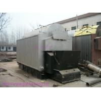China Smokeless Biomass Fired Steam Boiler High Temperature Resistance For Cooking on sale