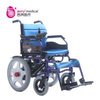 OEM Disabled Pediatric Electric Wheelchair , Transportable Power Wheelchairs