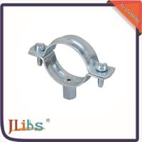 Carben Steel Cast Iron Pipe Clamps Anti Corrosion Environment Friendly