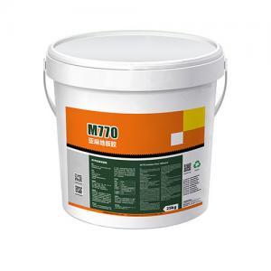 Cheap Efficient Waterproof Floor Tile Adhesive , 7 - 8 PH Strong Linoleum Flooring Adhesive for sale