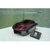 Buy cheap Brown Two Way Wireless Remote Control GPS Bait Boat - Upgraded Edition Of RYH-001B from wholesalers
