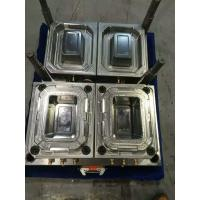 Cheap Pp Food Container Injection Molding Molds Multi Cavities With Cold / Hot Runner for sale