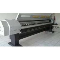 Icontek 3306FA outdoor advertising Solvent Printer 3.2M With Seiko Printhead