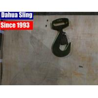 Buy cheap Black Single / Double J Hooks Large Snap Hooks For Ratchet Strap , CE / GS from wholesalers