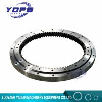 Cheap VLI201094-N  Four point contact ball bearing RKS.220941 slewing ring bearings 984x1198x56mm luoyang bearing RK6-37N1Z for sale