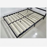 Cheap Easy Install Wooden Slat Bed Frame With Mattress And Trundle For Home Guest for sale