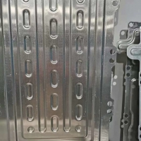 Buy cheap Mill Finishing Aluminum Cooling Plate For Heat Exchange from wholesalers