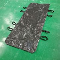 Buy cheap Durable police and hospital Light adult dead body bag funeral bag manufacturers from wholesalers