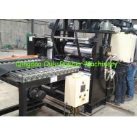 China 400-700 mm Width 2 Roller Rubber Calender Machine Low Energy Consumption on sale