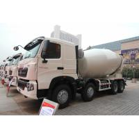 Cheap Howo A7 Mixer Truck 12 wheel for sale